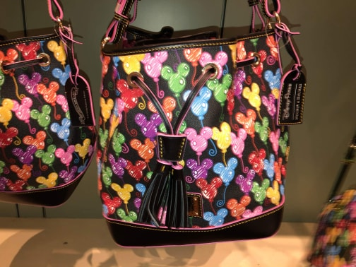 Take A Closer Look At the 10th Anniversary Disney Dooney & Bourke Handbags 13