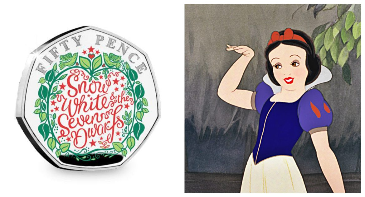 Westminster Collection Releasing Disney Coins This Christmas in the UK!