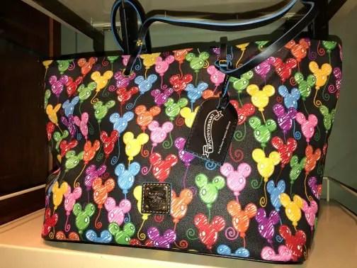 Take A Closer Look At the 10th Anniversary Disney Dooney & Bourke Handbags 1