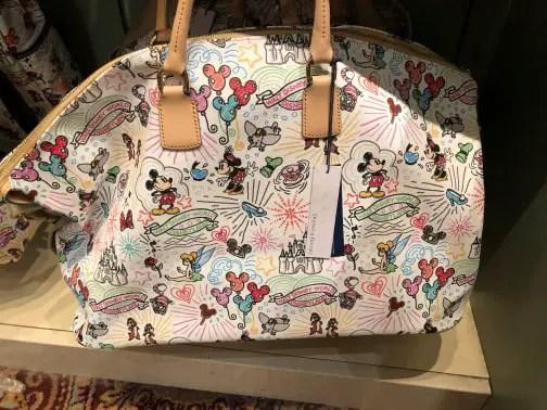 Take A Closer Look At the 10th Anniversary Disney Dooney & Bourke Handbags 9