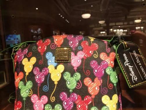 Take A Closer Look At the 10th Anniversary Disney Dooney & Bourke Handbags 12