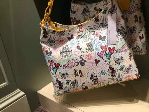 Take A Closer Look At the 10th Anniversary Disney Dooney & Bourke Handbags 11