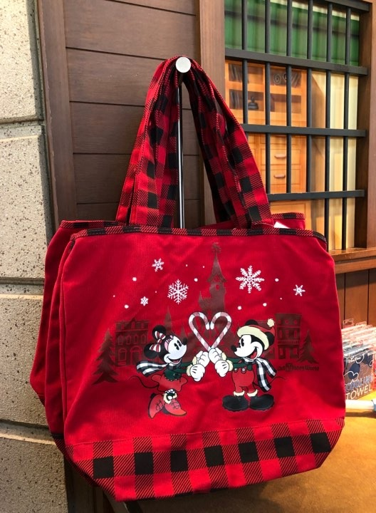 New Limited Edition Disney Holiday Tote Purchase With Purchase 1