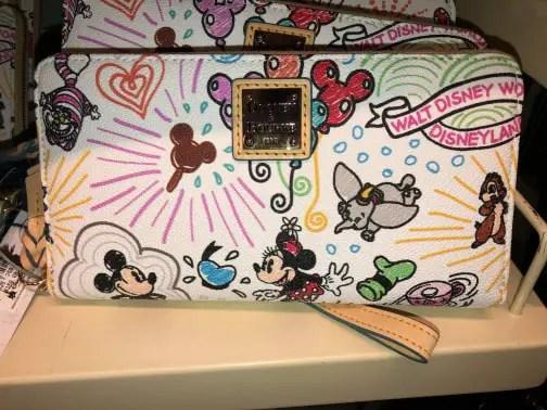 Take A Closer Look At the 10th Anniversary Disney Dooney & Bourke Handbags 7
