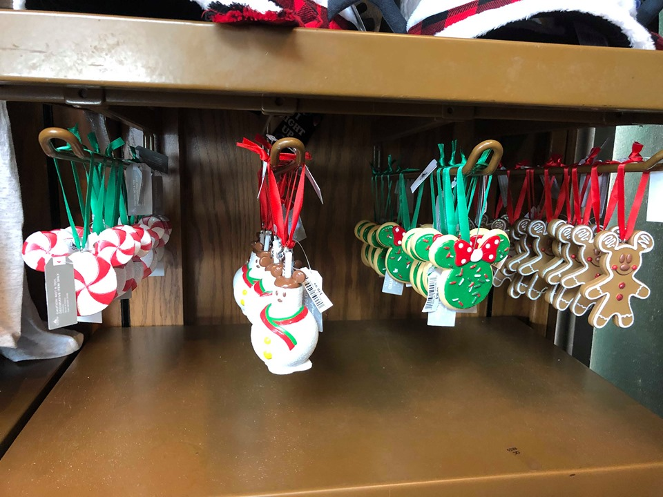 Deliciously Cute Disney Holiday Snack Ornaments Have Arrived