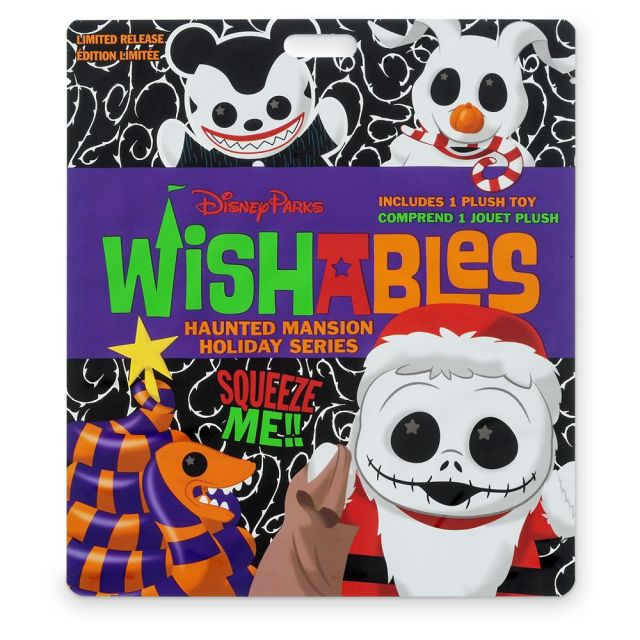 Nightmare Before Christmas Wishables Collection Is Frightfully Fun 3