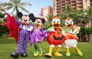 Halloween Has Arrived To Disney's Aulani Resort!
