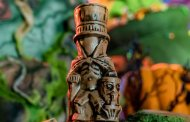 New Haunted Mansion Tiki Mug For Halloween Coming To Disneyland