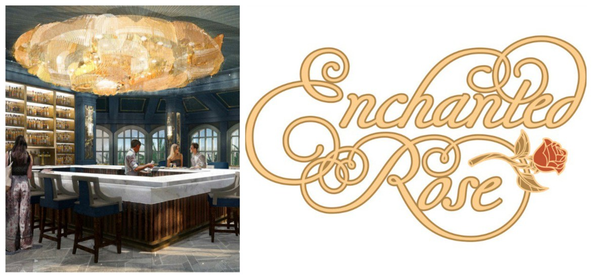 Full menu now available for the Enchanted Rose Lounge at the Grand Floridian Resort