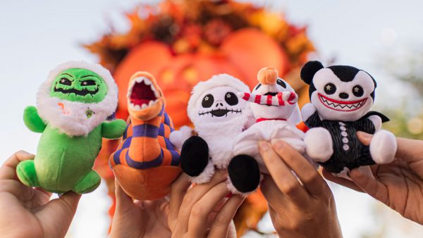 Nightmare Before Christmas Wishables Collection Is Frightfully Fun