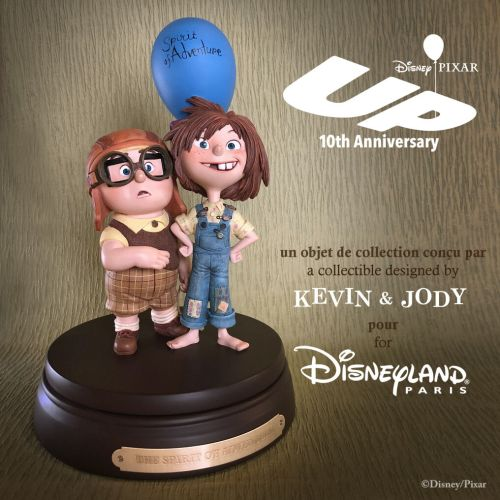 Celebrate the Spirit of Adventure with these Up Collectibles 1