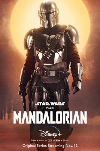New Trailer and Posters Revealed for 'The Mandalorian' on Disney+ 1