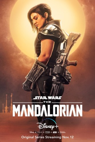 New Trailer and Posters Revealed for 'The Mandalorian' on Disney+ 2