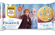 Nestle Toll House releases Frozen 2 Cookies & Cookie Dough