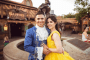 Magical Beauty and The Beast Proposal At Disney World!