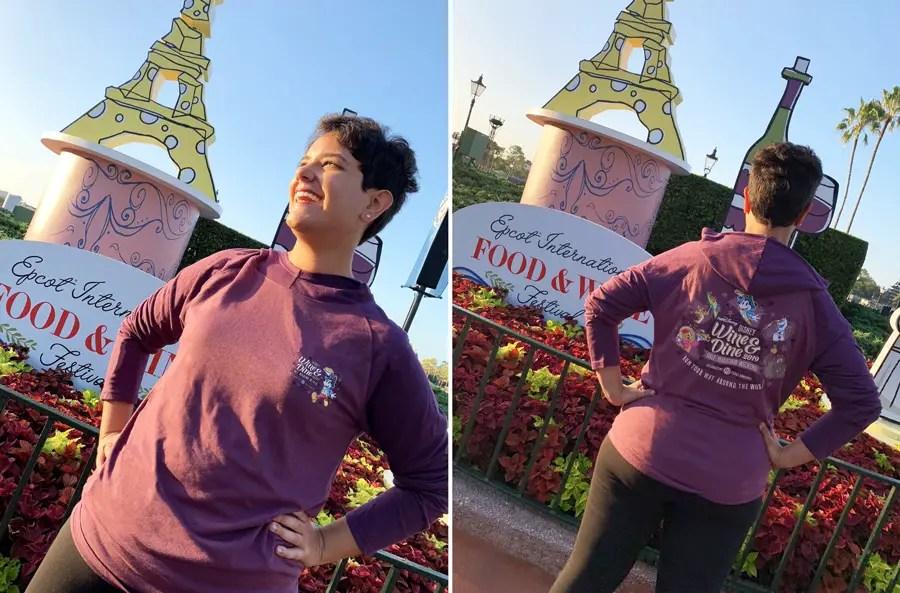Disney Wine & Dine Half Marathon Merchandise