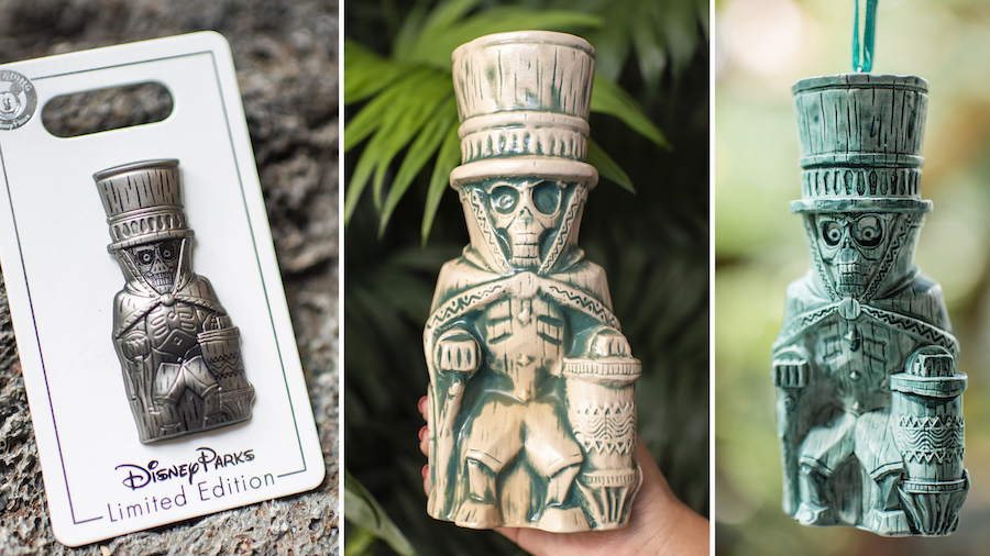 Hatbox Ghost Tiki Mug And More Coming To The Disney Parks