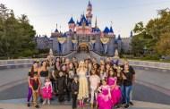 Elle Fanning Surprises Maleficent Fans At The Disneyland Resort