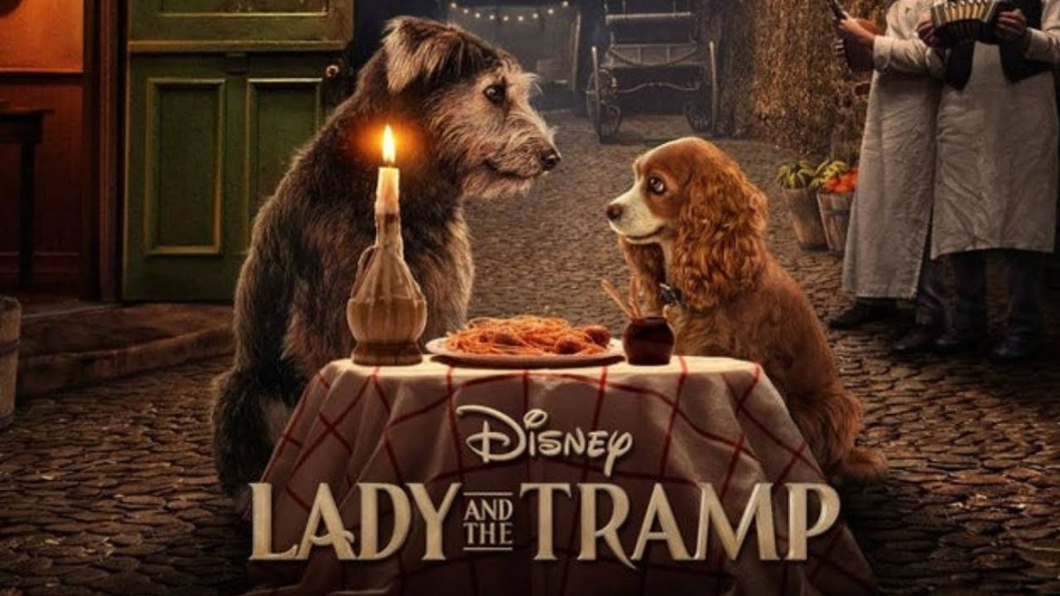 New Trailer for Disney's Lady and the Tramp Live Action