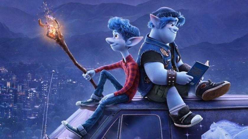 """Pixar's """"Onward"""" New Trailer and Poster are out now"""