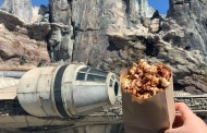 New Chocolate Popcorn Available At Galaxy's Edge