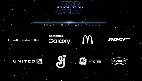 Star Wars: The Rise of Skywalker partners up with these majors brands in promotion of upcoming movie 1