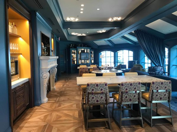 Enchanted Rose Lounge Soft Opening at the Grand Floridian Resort 2