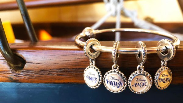 Set Sail With The Gorgeous Disney Cruise Line Pandora Collection 1