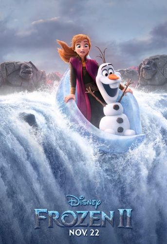 Look Into the Unknown of 'Frozen II' with these New Posters and Teaser Trailer 3