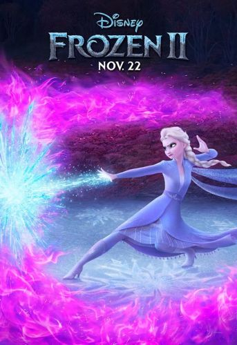 Look Into the Unknown of 'Frozen II' with these New Posters and Teaser Trailer 2