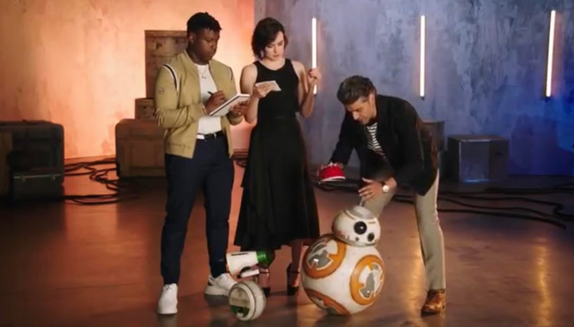 "Enter the Force for Change ""Build My Droid"" Contest To See Your Droid Appear in A Future Star Wars Project"