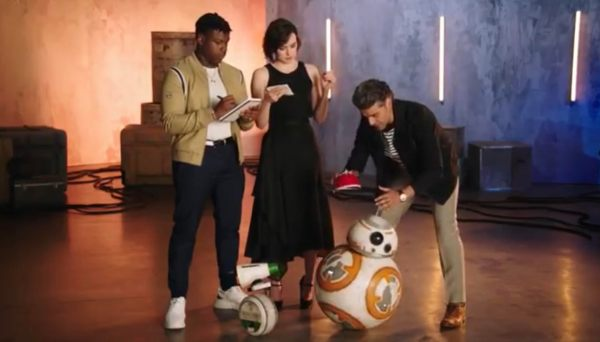 """Enter the Force for Change """"Build My Droid"""" Contest To See Your Droid Appear in A Future Star Wars Project 1"""