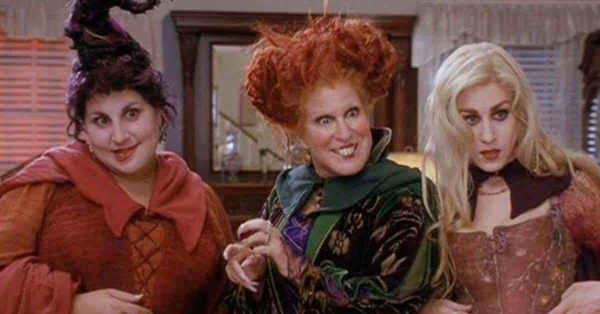 Production for 'Hocus Pocus 2' Continues, Set for Release on Disney+ 3
