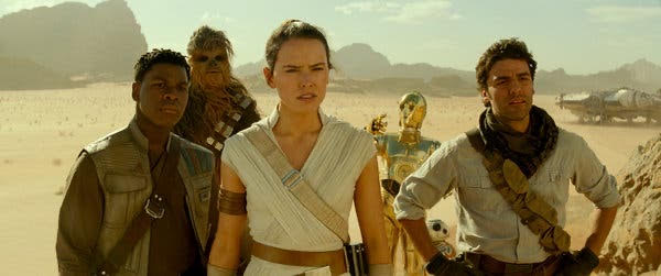 The Rise of Skywalker Reported to be the Longest Star Wars Film Yet 2