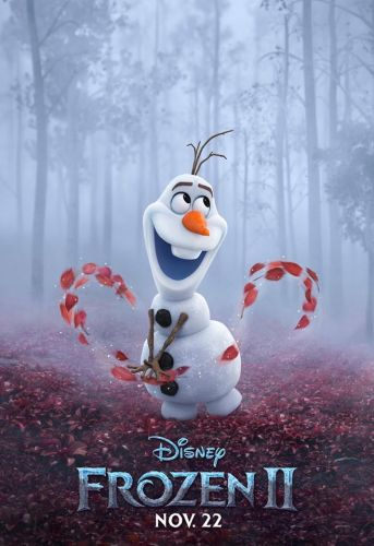 Look Into the Unknown of 'Frozen II' with these New Posters and Teaser Trailer 4