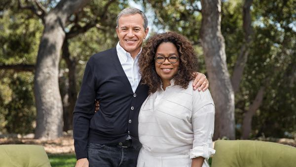 Oprah Wants Disney CEO Bob Iger to Run for President of the United States 1