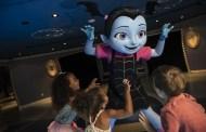 Meet Vampirina and Fancy Nancy On A Disney Cruise!