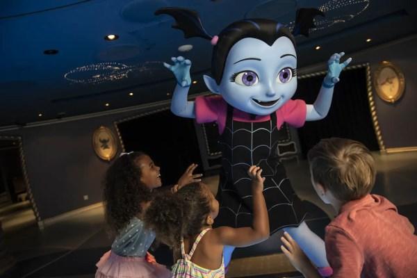 vampirina on disney cruise