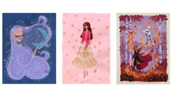 WonderGround Gallery Celebrates The Beauty Of Frozen 2