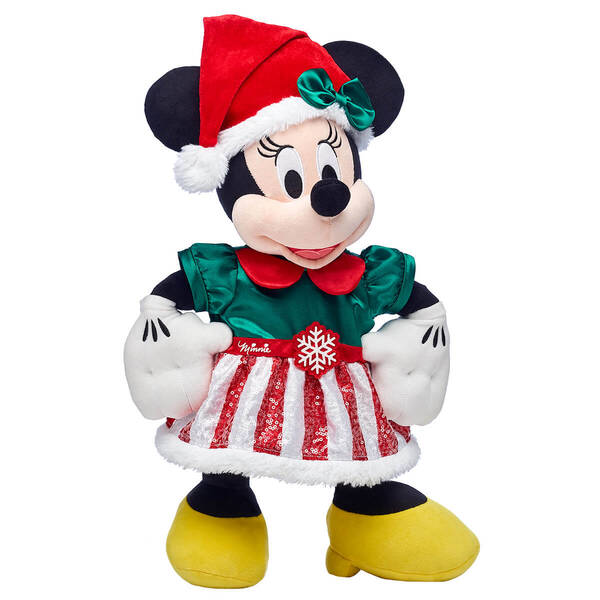 New Seasonal Mickey And Minnie Collection From Build-A-Bear 3