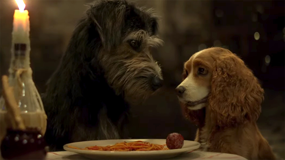 "Spoiler-Free Review of the Live Action ""Lady and the Tramp"" on Disney+"