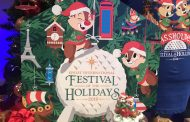 Dazzling Festive Entertainment Is Coming Soon To Epcot International's Festival Of The Holidays