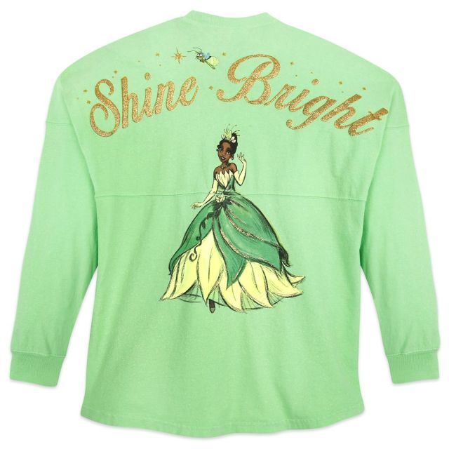 Tiana Spirit Jersey For 10th Anniversary Of Princess And The Frog 2