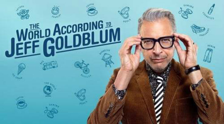 """Spoiler-Free Review of """"The World According to Jeff Goldblum"""""""