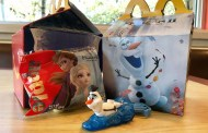 Frozen 2 Happy Meal Toys Have Arrived At McDonald's!