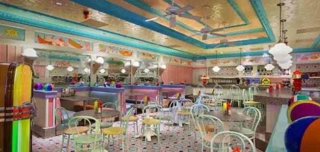Beaches & Cream Soda Shop Renovation Continues