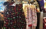 Get Cozy With Disney Holiday Snacks Onesies For The Grownups