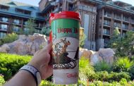 New Disney Resort Holiday Mug Lets You Refill With Festive Cheer