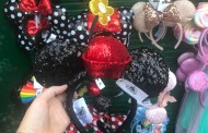 New Vintage Minnie Mouse Ears Sparkle With A Classic Look