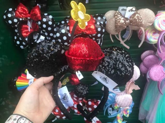 Vintage Minnie Mouse Ears
